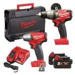 фото Набор Milwaukee M18 FPP2B-502X FUEL
